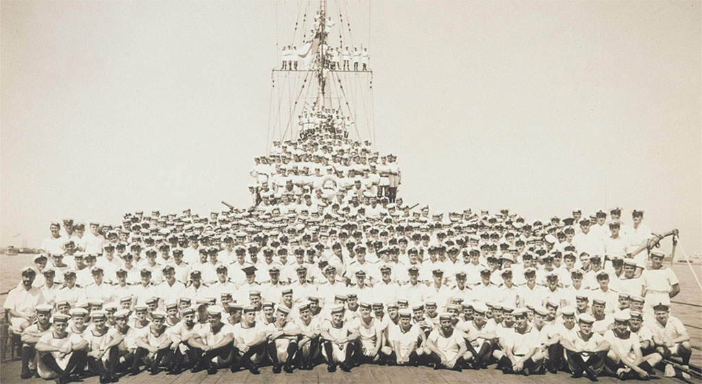 HMAS Sydney II Crew