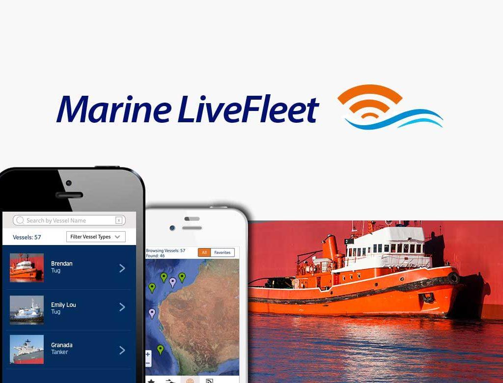 Marine LiveFleet